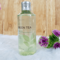 NƯỚC HOA HỒNG TRÀ XANH THE FACE SHOP GREEN TEA WATERFULL TONER 150ml