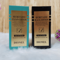 Nước hoa vùng kín DIONEL SECRET LOVE BLACK EDITION 5ml